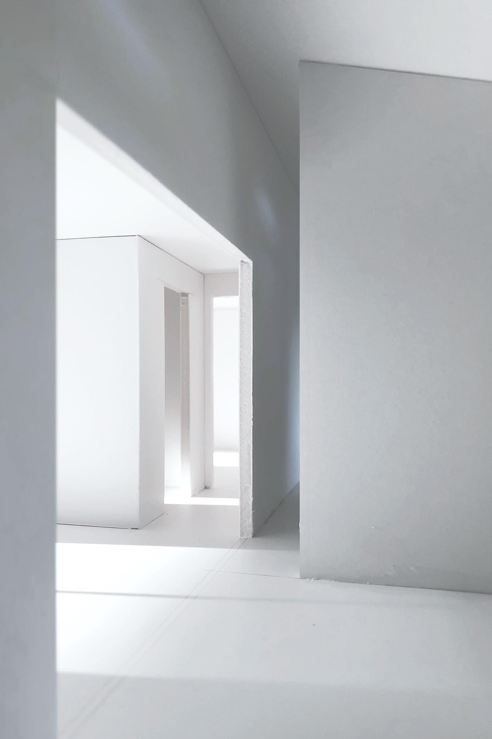 Novak House. Interior detail