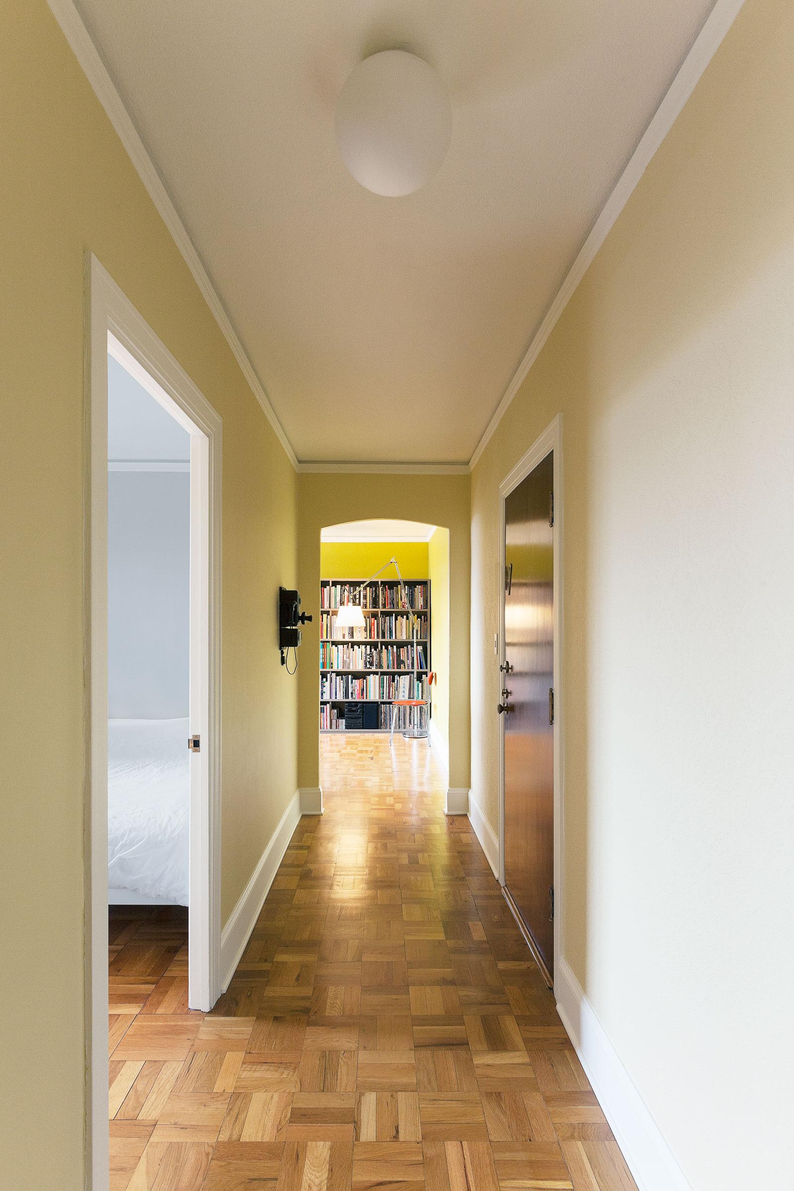 The Envoy. Hallway